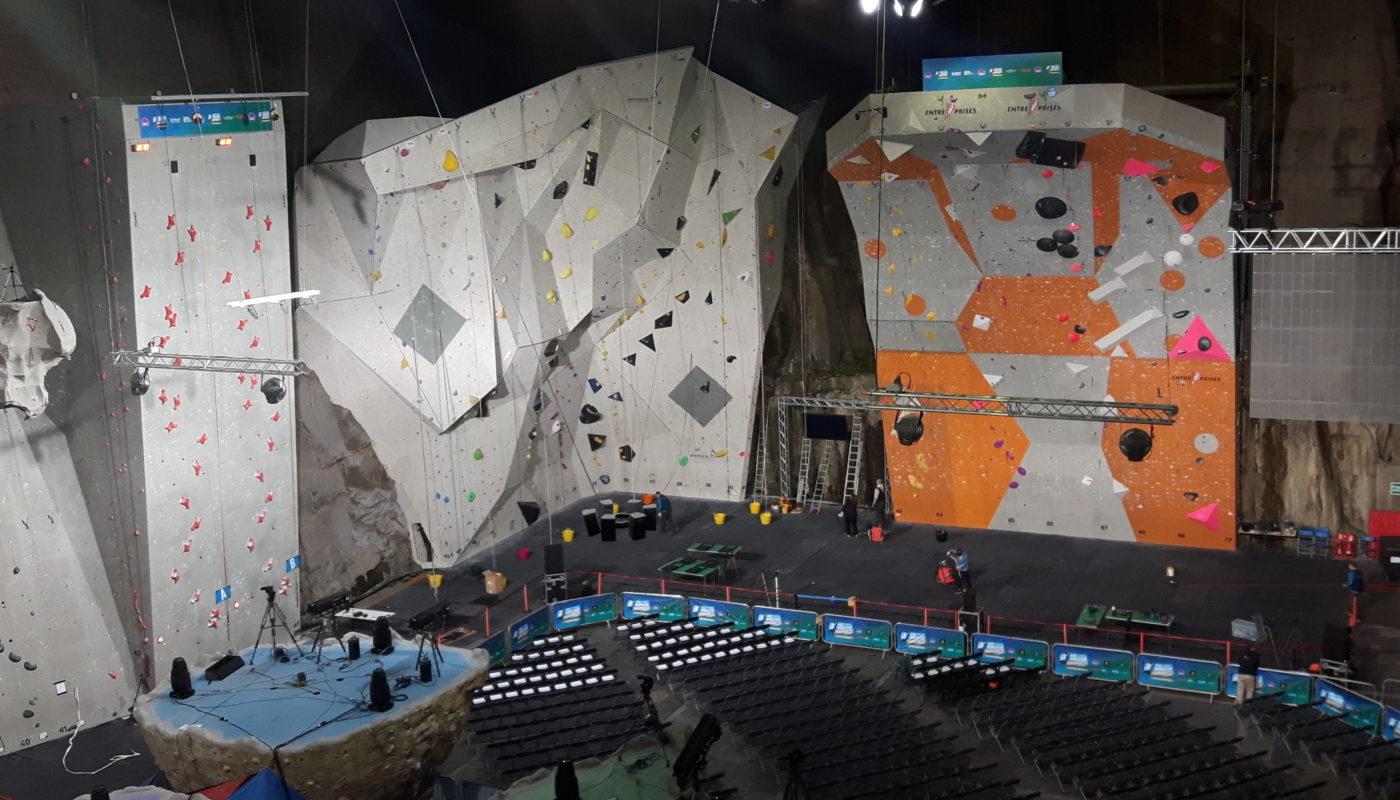 Edinburgh Climbing Arena