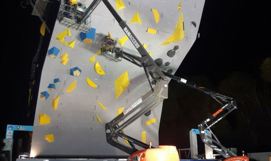 Briancon Paraclimbing World Cup 2021