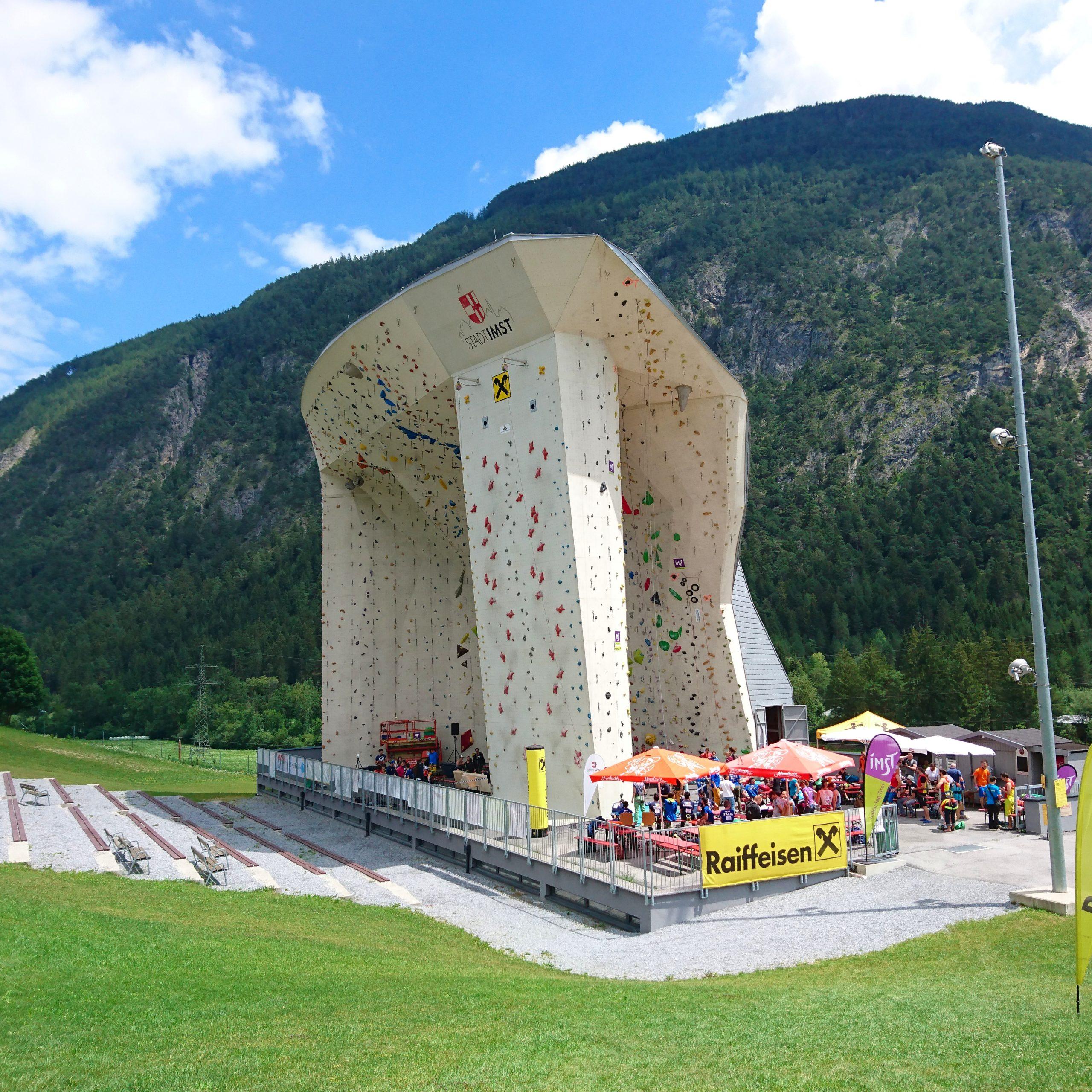 Climbing center Imst
